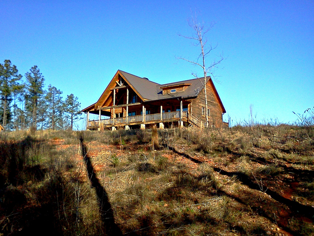 Woodland georgia vacation rental for Vacation cabins north georgia mountains